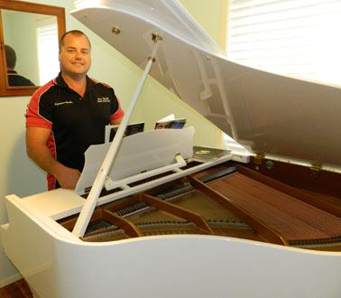 Experienced Piano Movers Sydney and NSW