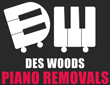 Des Woods Pianos Logo